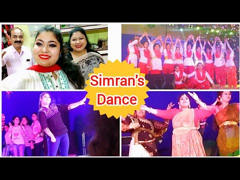 🔥Simran's Best Dance Performance on Bollywood Songs in College (Girls)🔥