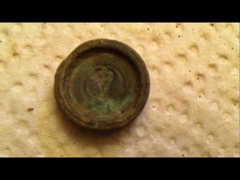 Metal detecting Liverpool UK #5.coin/trade weight