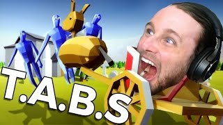 TOTALLY ACCURATE BATTLE SIMULATOR #2 | POOPING CHICKENS?