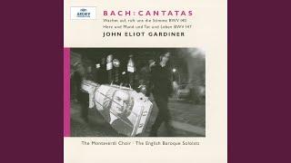 """J.S. Bach: Herz und Mund und Tat und Leben, Cantata BWV 147 - 2. Recitativo: """"Gebenedeiter Mund!"""""""