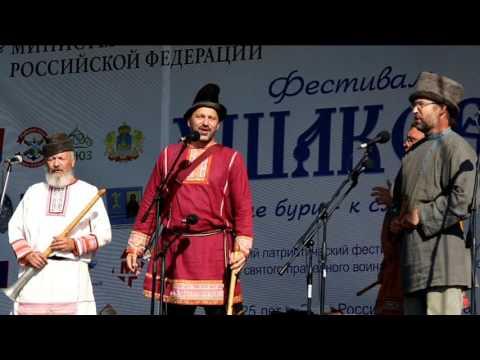 """Московский хор Рожечников """"Вниз по матушке по Волге"""""""