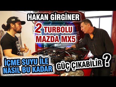 Tech Talks 4. Bölüm / Hakan Girginer ile Çift Turbolu Mazda MX5