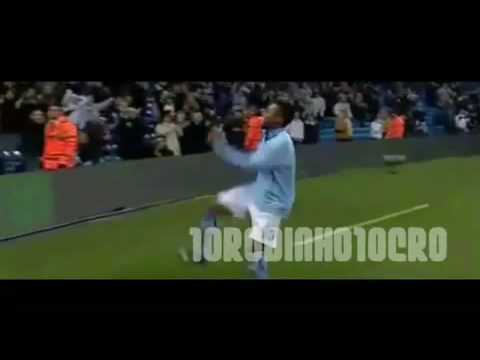 Robinho Manchester City 2009
