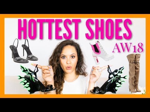 TOP TRENDING DESIGNER HEELS 2018 FALL/WINTER (GET ON TREND) | CA$$IE THORPE