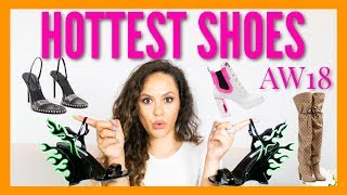 HOTTEST DESIGNER HEELS 2018 FALL/WINTER (GET ON TREND) | CA$$IE THORPE