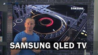 Revoluční technologie QLED v televizích Samsung!