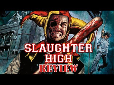 Slaughter High – Horror Movie Review