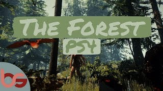 The Forest | Checking Out Update 1.10 | PlayStation 4