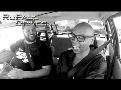 RuPaul Drives... Daniel Franzese