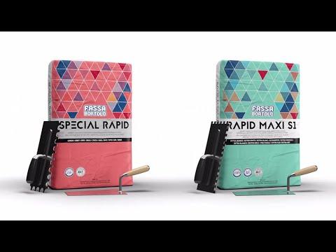 Special Rapid E Rapid Maxi S1 Fassa Bortolo Youtube