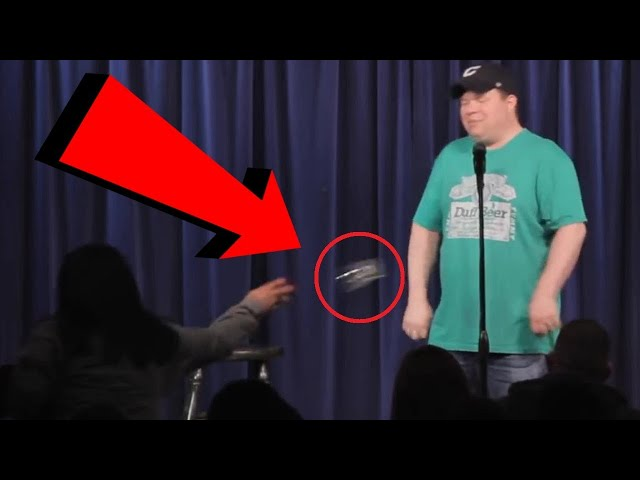 Comedian Attacked by Trump Supporter | John Caparulo