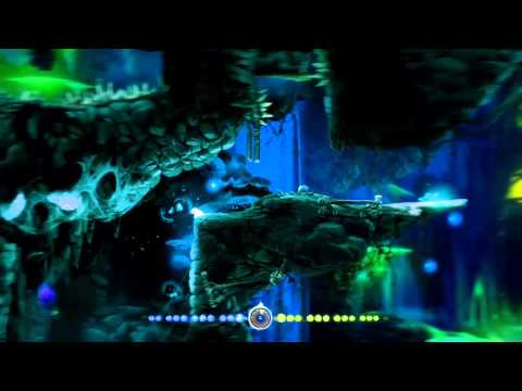 Ori and the Blind forest - walkthrough / gameplay - Part 4 (Moroccan arabic comments)