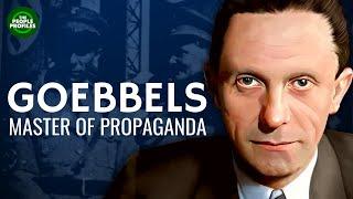 Joseph Goebbels Biography - The life of Joseph Goebbels Master of Propaganda Documentary