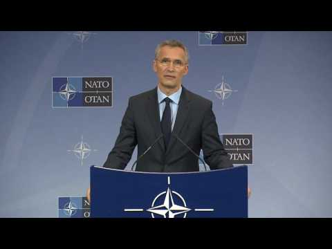 NATO Secretary General, Press Conference at Foreign Ministers Meeting, 31 MAR 2017, 1/2