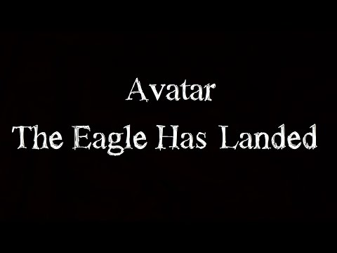 Avatar - The Eagle Has Landed (Lyrics)