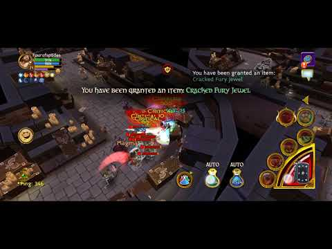 Trick Farm Jewel In Elite Mauso   Need  1 Hours To Get 999 Cracked Fury   Arcane Legend