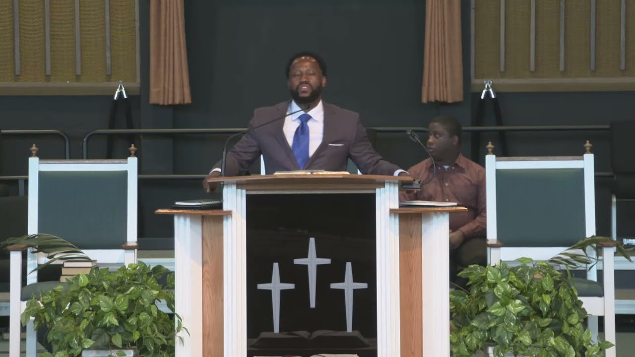 What Time Is It by Minister Jeffery Johnson