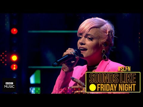 Lily Allen - The Fear (on Sounds Like Friday Night)