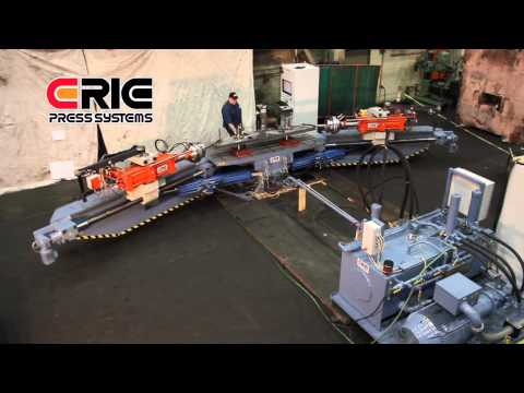Extrusion Stretch Forming | Erie Press