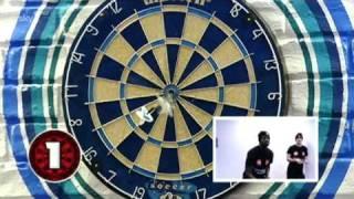 Jack Wilshere and Emmanuel Eboue - Soccer AM`s Bullseye Challenge