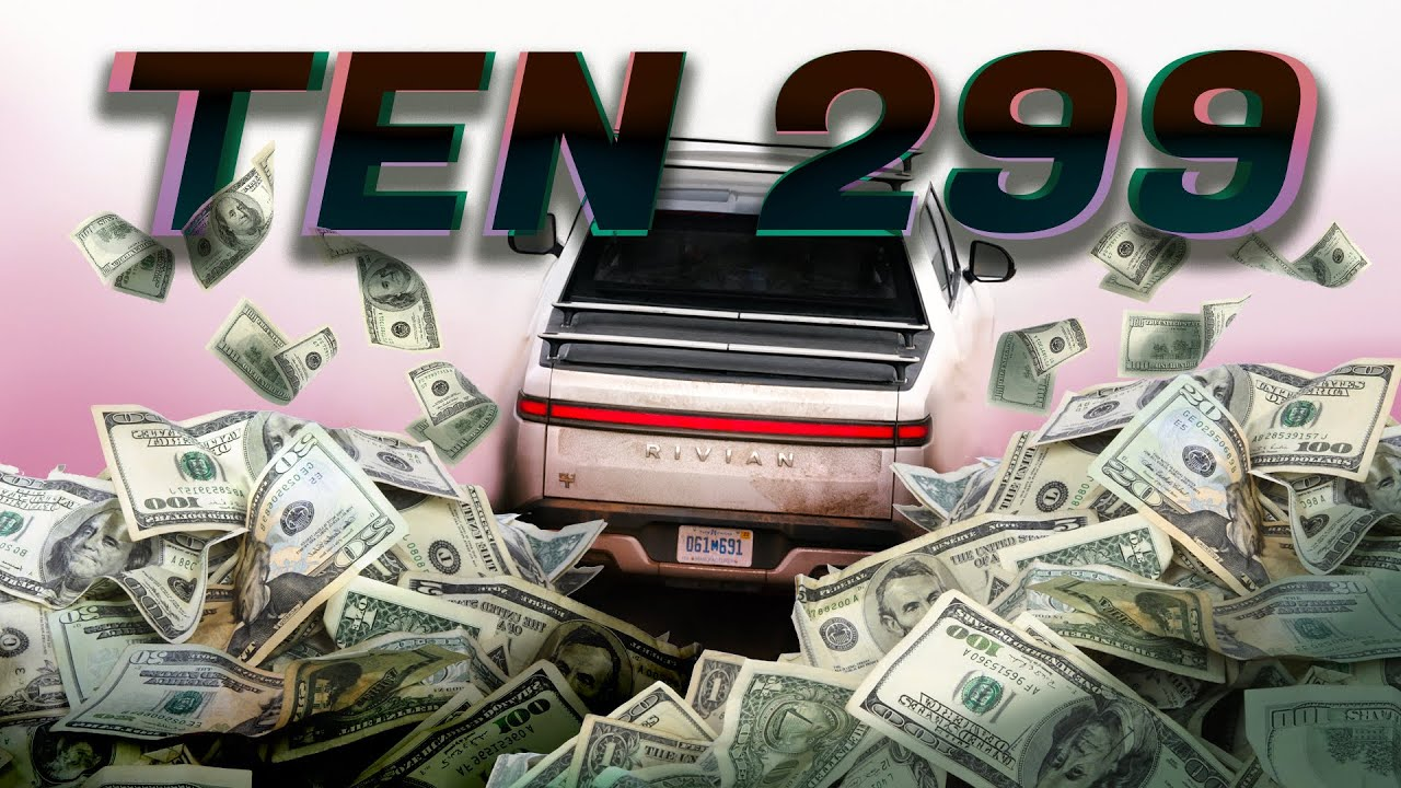 "TEN 299 - Rivian Gets Billions, Tesla Gets Texas Tax Breaks, EQC Called ""Boring"""