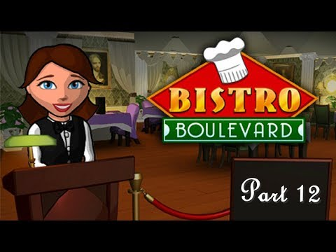 Bistro Boulevard Gameplay Part 12 - Mexican Restaurant (Day 1 to 5) Let's get Started