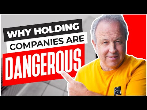 Why Holding Company Structures are Dangerous - Property Finance Tip with Kevin Wright