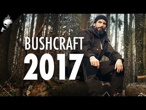 bushcraft-2017-👊-wildcamping,-cooking-at-the-campfire,-hiking,-sleeping-in-the-woods
