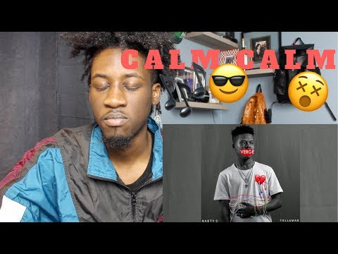 NASTY C - BEFORE FINALS FREESTYLE REACTION