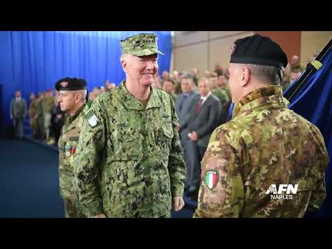 Kosovo Force Change of Command