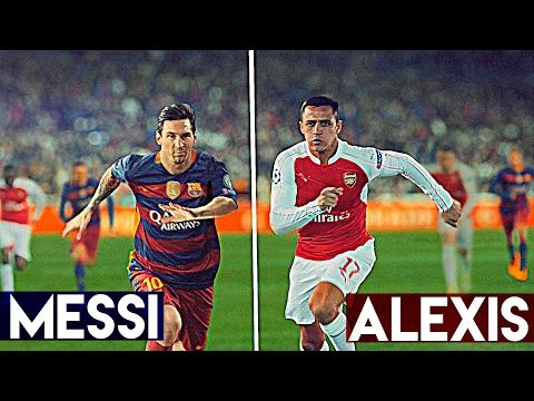 Lionel Messi & Alexis Sanchez ● Barcelona vs Arsenal ● w/GastonNJR