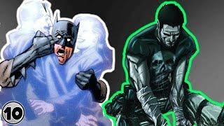 Top 10 Superheroes With PTSD