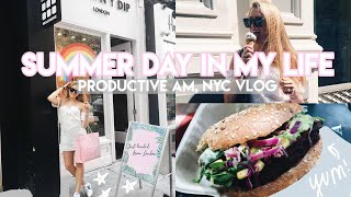 A Day in My Life: Summer Edition!
