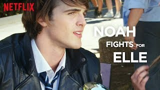 The Kissing Booth | Noah Fights for Elle at School | Netflix