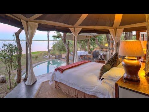 Time + Tide Chongwe Suites: fabulous safari lodge in Zambia's Lower Zambezi National Park