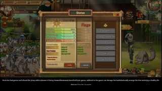 видео Новая браузерная бесплатная онлайн игра Ninja Wars, обзор