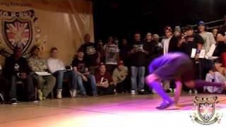 Kido vs Morris - BBoy Day One