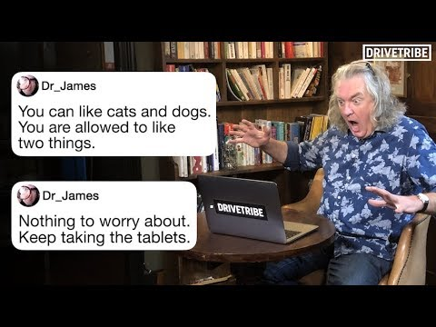 James May says the VW Golf is the only car that needs to exist