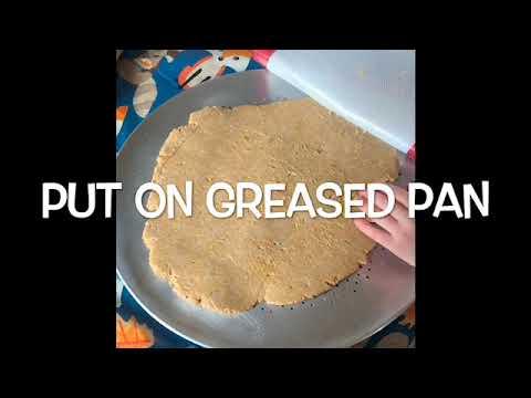 Whole Wheat & Greek Yogurt Pizza Crust Dough