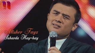 Alisher Fayz - Saharda, Hay-hay | Алишер Файз - Сахарда, Хай-хай (concert version, 2018)