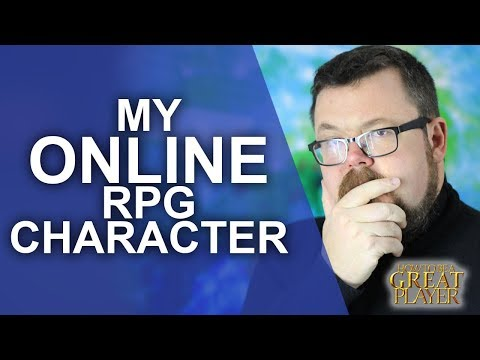 Great Role Player - My online rpg session character - Virtual Tabletop RPG Review