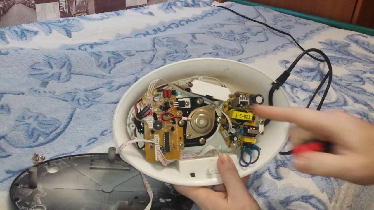 Ремонт увлажнителя воздуха своими руками фото 491