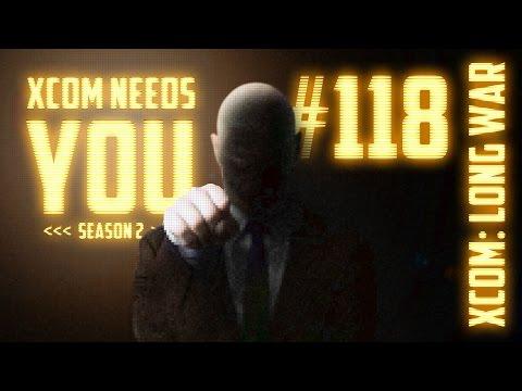 XCOM Needs You #118 [Terror Ship] Season 2 - Long War 14 Mod
