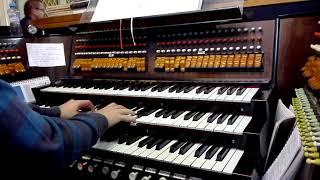 Kancionál - 907 - Chvalte Pána + závěr