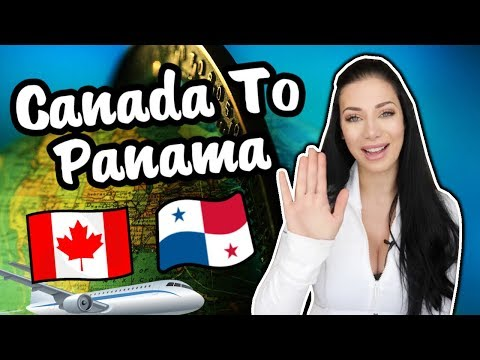 Why I Moved From Canada to Panama and Became an Expat! ✈️