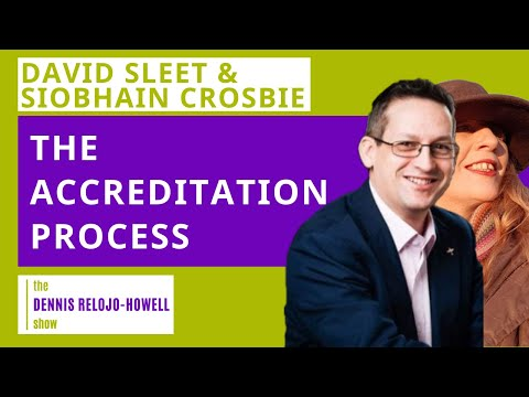 David Sleet and Siobhain Crosbie on The DRH Show