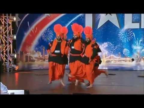 Singh Sabha Sports Club - Australia's Got Talent 2012 audition 9 [FULL]