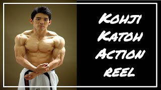 Kohji Katoh action reel