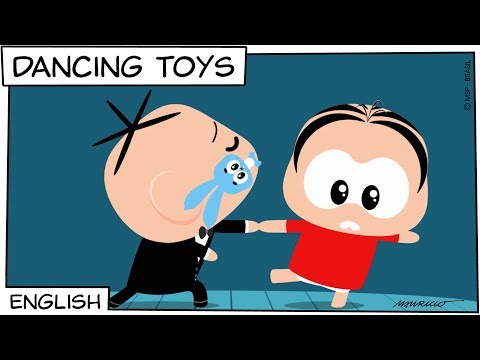 Monica Toy   Dancing Toys (S06E06)