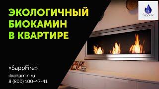 видео Биокамины для квартиры